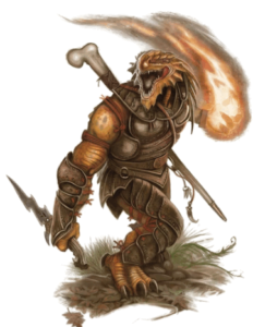 D&D Dragonborn race 5e
